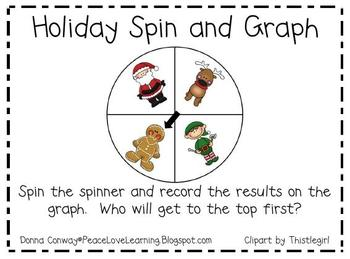 Holiday Spin and Graph