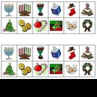 Holiday Symbols Sorting Activity