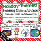 Holiday Themed Reading Comprehension Passages, Printable B