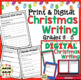 Holiday Writing Activities