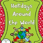 Holidays Around The World Unit 2