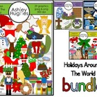 Holidays Around the World Bundle {Graphics for Commercial Use}