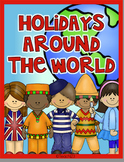 Holidays Around the World Christmas, Hanukkah, Kwanzaa