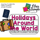 Holidays Around the World... traveling with my passport an