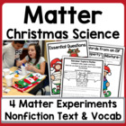 Holidays Matter: A Holiday Investigation Into Solids, Liqu
