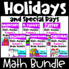 Holidays and Special Days Math Collection