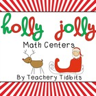 Holly Jolly Math Centers