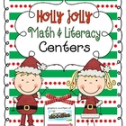 Holly-Jolly-Math-Literacy-Centers