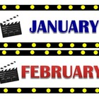 Hollywood /Movie Theme Month Headers