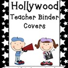 Hollywood Teacher Binder Covers and 2&quot; Spines