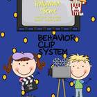 Hollywood Theme Behavior Cip Chart System