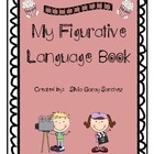 Hollywood Themed Figurative Language Book