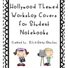 Hollywood Themed Workshop Notebook Covers