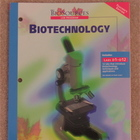 Holt BioSources Biotechnology Lab Manual Teacher's Edition