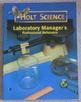 Holt Science Laboratory Manager's Professional Reference
