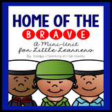 Home of the Brave {A Veterans Day Mini-Unit}