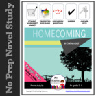 Homecoming by C. Voigt Novel Study