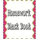 Homework Black Book
