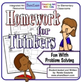 Homework For Thinkers - Problem-Solving Packet