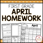 Homework Packet {April 2013}