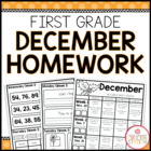 Homework Packet {December 2012}