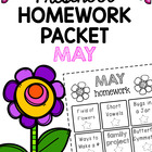 Homework Packet- May