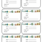 Homework Pass Printable (Any Subject or Grade)