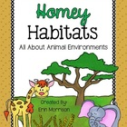 Homey Habitats: All About Animal Environments