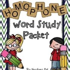 Homophone Pack