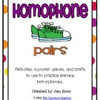 Homophone Pairs