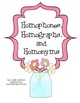 "Homophones, Homographs, and Homonyms - 3 ""Lift the Flap"" Books"