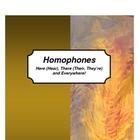 Homophones:   Lessons,Homework,Tests, Writing