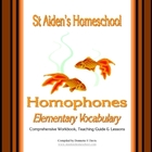 Homophones for Elementary Learners