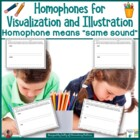 Homophones to Illustrate