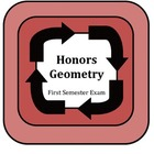 Honors Geometry Semester One Exam