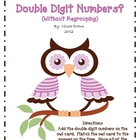 &quot;Hoo&quot; Can Add Double Digit Numbers? (Without Regrouping)
