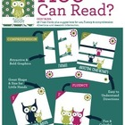 Hoo Can Read? Reading Fluency and Comprehension Flash Cards