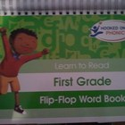 Hooked on Phonics -Pre-K, Kindergarten, 1st grade (brand new)