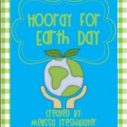 Hooray for Earth Day Math & Literacy Centers