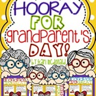 Hooray for Grandparents Day! An Adorable Grandparent Craftivity