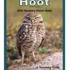 Hoot     A Novel Teaching Pack