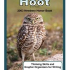 Hoot      Activities/Graphic Organizers