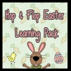 Hop & Flop Easter Learning Pack