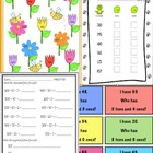 Hop Into Spring with Place Value