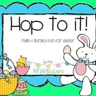 Hop To It! Easter Centers
