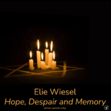 Hope, Despair and Memory by Elie Wiesel - What is Textual