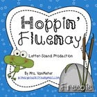Hoppin' Fluency (Letter-Sound Production)