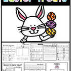 Hoppy Easter Literacy Pack