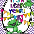 """Hoppy"" Leap Day"