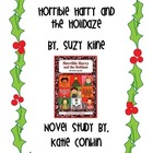 Horrible Harry and the Holidaze Novel Study
